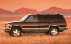 1998 Chevrolet Tahoe exterior