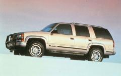 1999 Chevrolet Tahoe exterior