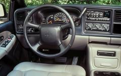 2000 Chevrolet Tahoe interior