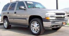 2001 Chevrolet Tahoe Photo 4