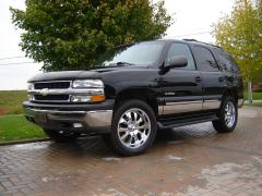 2001 Chevrolet Tahoe Photo 5
