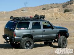 2001 Chevrolet Tahoe Photo 6