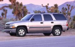 2003 Chevrolet Tahoe exterior