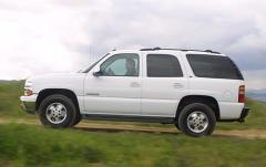 2004 Chevrolet Tahoe exterior