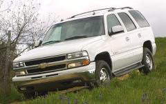 2004 Chevrolet Tahoe 2WD exterior