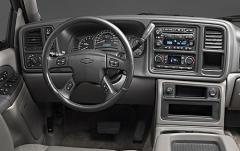 2004 Chevrolet Tahoe interior