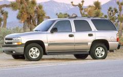 2006 Chevrolet Tahoe exterior