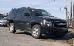 2007 Chevrolet Tahoe Photo 2