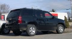 2007 Chevrolet Tahoe Photo 5