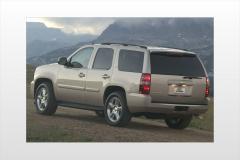 2007 Chevrolet Tahoe exterior