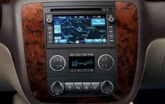 2009 Chevrolet Tahoe interior