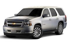 2011 Chevrolet Tahoe Photo 1