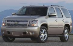 2011 Chevrolet Tahoe exterior