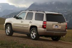 2012 Chevrolet Tahoe exterior
