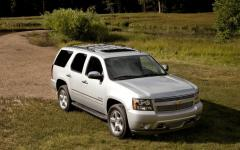 2012 Chevrolet Tahoe Photo 4