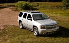 2013 Chevrolet Tahoe Photo 4