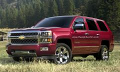 2014 Chevrolet Tahoe Photo 1
