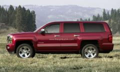 2014 Chevrolet Tahoe Photo 3
