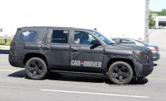 2014 Chevrolet Tahoe Photo 7