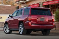 2016 Chevrolet Tahoe Photo 2
