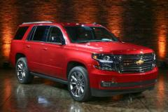 2016 Chevrolet Tahoe Photo 3
