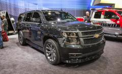 2016 Chevrolet Tahoe Photo 4