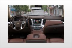 2016 Chevrolet Tahoe interior