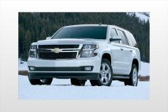 2016 Chevrolet Tahoe exterior
