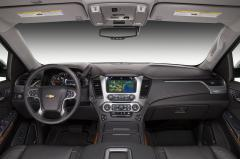 2017 Chevrolet Tahoe interior