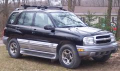 2001 Chevrolet Tracker Photo 1