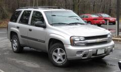 2002 Chevrolet TrailBlazer Photo 19
