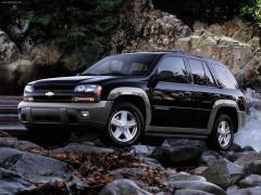 2002 Chevrolet TrailBlazer Photo 20