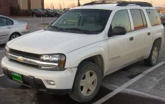 2002 Chevrolet TrailBlazer Photo 21