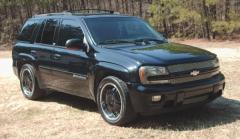 2002 Chevrolet TrailBlazer Photo 22