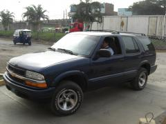 2002 Chevrolet TrailBlazer Photo 23