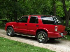 2002 Chevrolet TrailBlazer Photo 24