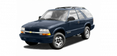 2002 Chevrolet TrailBlazer Photo 30