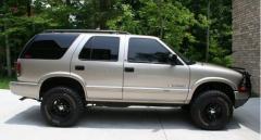2003 Chevrolet TrailBlazer Photo 7