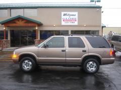 2003 Chevrolet TrailBlazer Photo 25