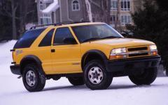 2003 Chevrolet TrailBlazer Photo 43