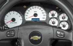2006 Chevrolet TrailBlazer interior