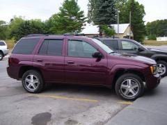 2007 Chevrolet TrailBlazer Photo 1