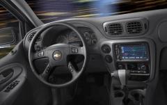2008 Chevrolet TrailBlazer interior