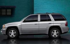 2008 Chevrolet TrailBlazer exterior