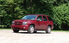 2009 Chevrolet TrailBlazer Photo 1