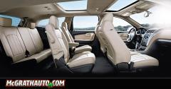 2012 Chevrolet Traverse Photo 3
