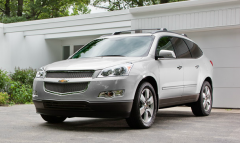 2012 Chevrolet Traverse Photo 1