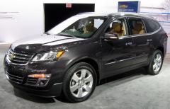 2012 Chevrolet Traverse Photo 7