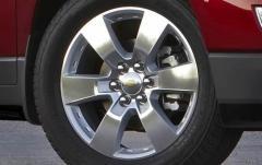 2012 Chevrolet Traverse exterior