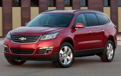 2013 Chevrolet Traverse Photo 1